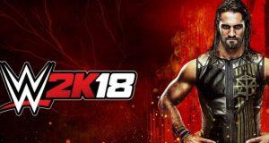 WWE 2K18 Game
