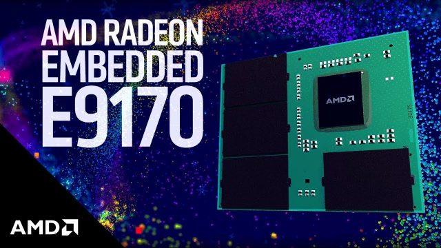 Embedded Radeon E9170