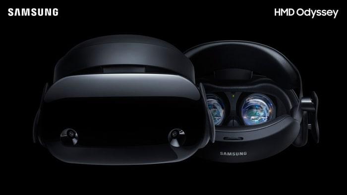 Samsung Odyssey Windows Mixed Reality Headset