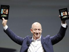 Amazon Founder Jeff Bezos Reaches 100 Billion Dollars Net Worth