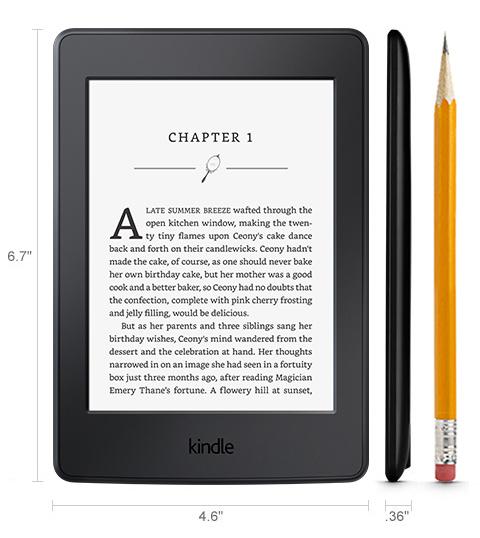 Amazon Kindle Lite app