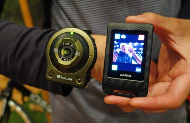 Casio Action Camera