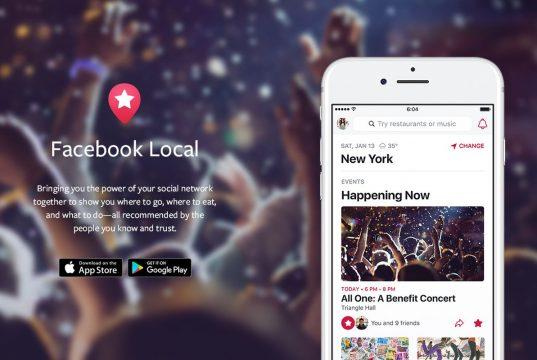 Facebook Local Standalone App
