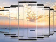 Gionee Launching 8 Bezel-less Smartphones