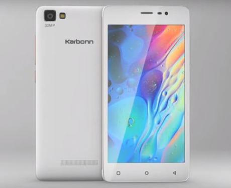 Karbonn K9 Smart Selfie Smartphone
