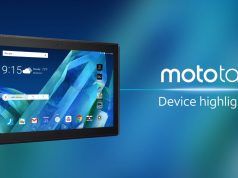 Moto Tab In India