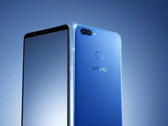 Vivo X20 Blue color