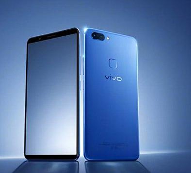 Vivo X20 Blue color
