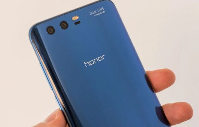 Honor V10 Smartphone