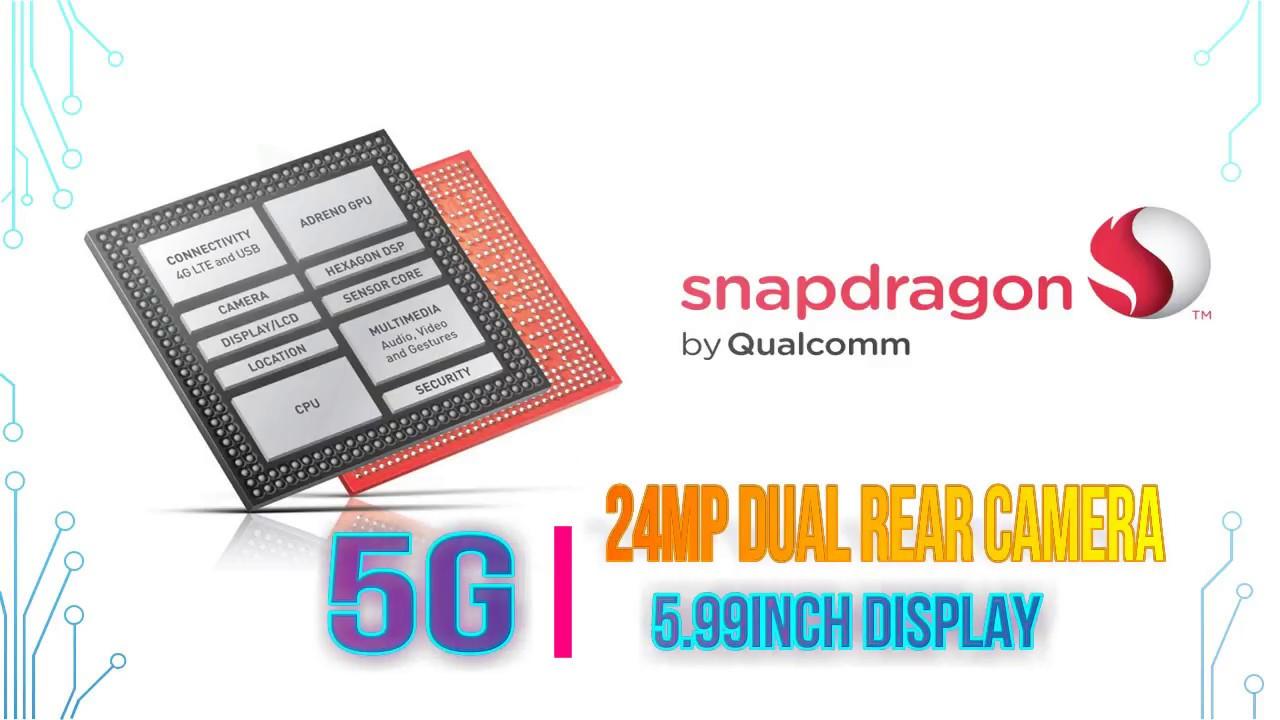 5G Qualcomm Snapdragon Smartphone