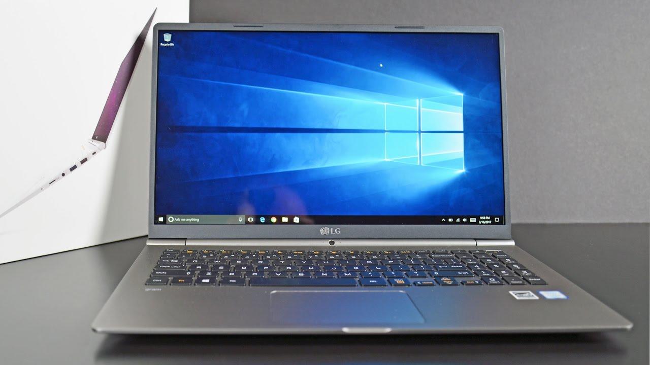 LG Gram Laptop