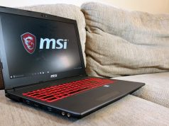 MSI GV62 Series Gaming Laptops