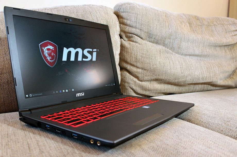 MSI GV62 Series Gaming Laptops Launched In India