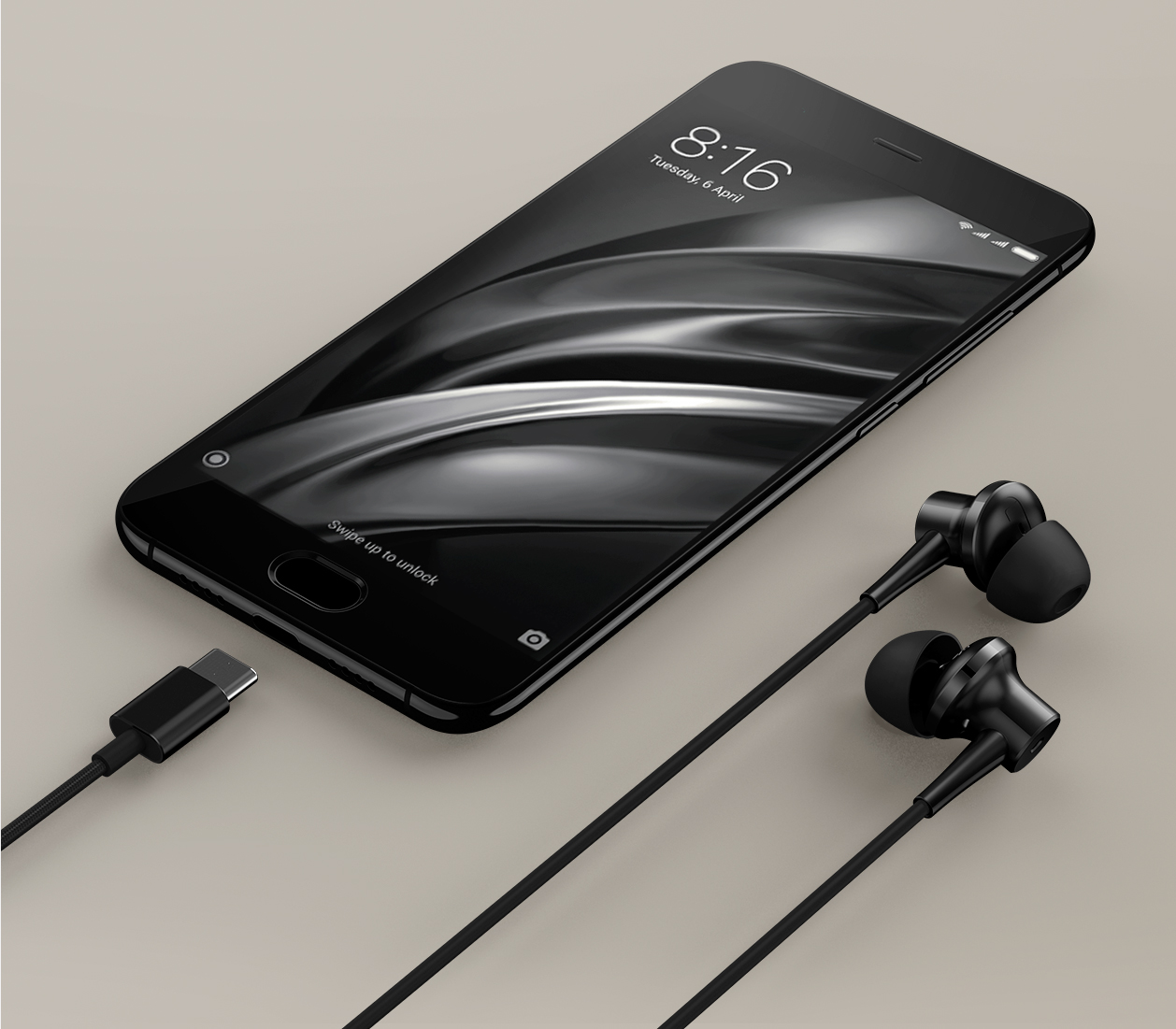 Xiaomi Mi Noise-Cancelling In-Ear Headphones
