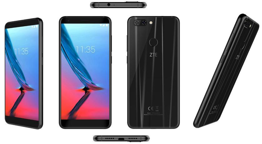 ZTE Blade V9 Smartphone