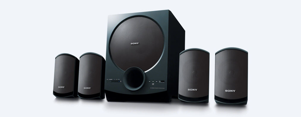 Sony Bluetooth Speaker Systems