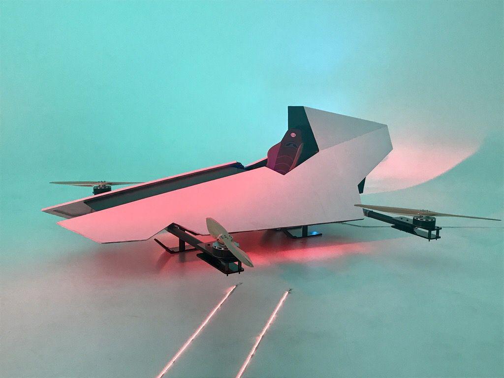Alauda's Ambitious Flying Car Racing Plan
