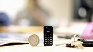 Zanco Tiny T1 – World's Smallest Mobile Phone
