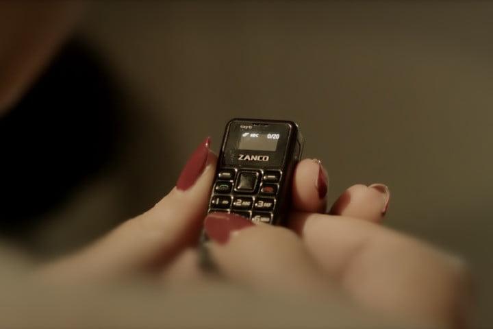 Zanco Tiny T1 – World's Smallest Mobile Phone