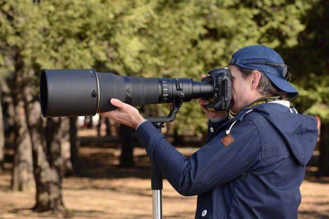 Nikon Super Telephoto Lens Announced