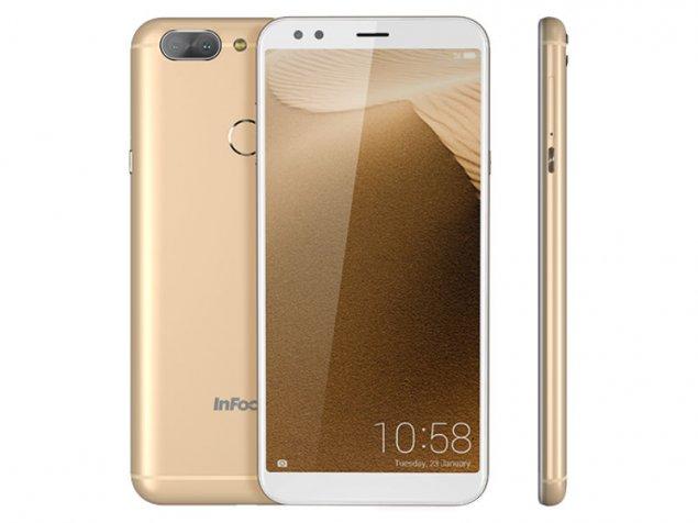 InFocus M7s Smartphone