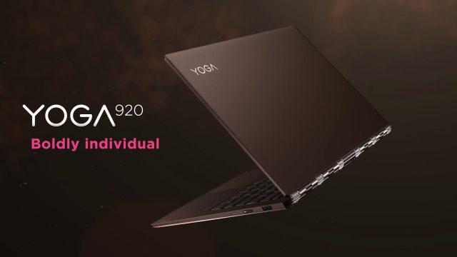 Lenovo Yoga 920 Limited Edition Vibes