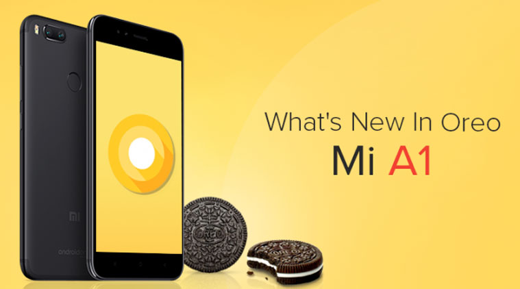 Mi A1 Android 8.0 Oreo Update
