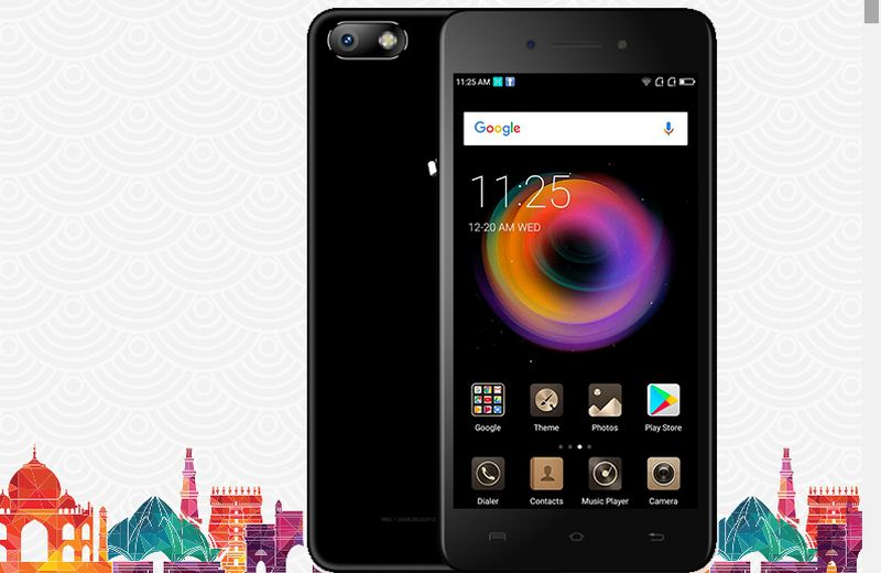 Micromax Bharat 5 Plus Wallpapers: Micromax Bharat 5 Plus Sports A Quad-Core Processor Paired