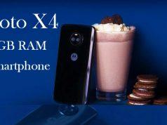 Moto X4 6GB RAM