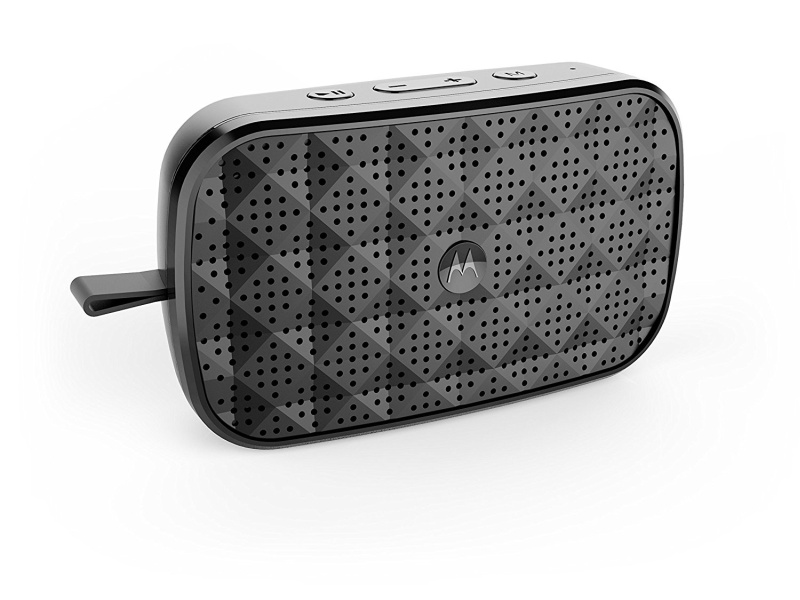 Motorola Sonic Play Bluetooth Speakers Launched In India