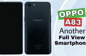 Oppo A83 Smartphone