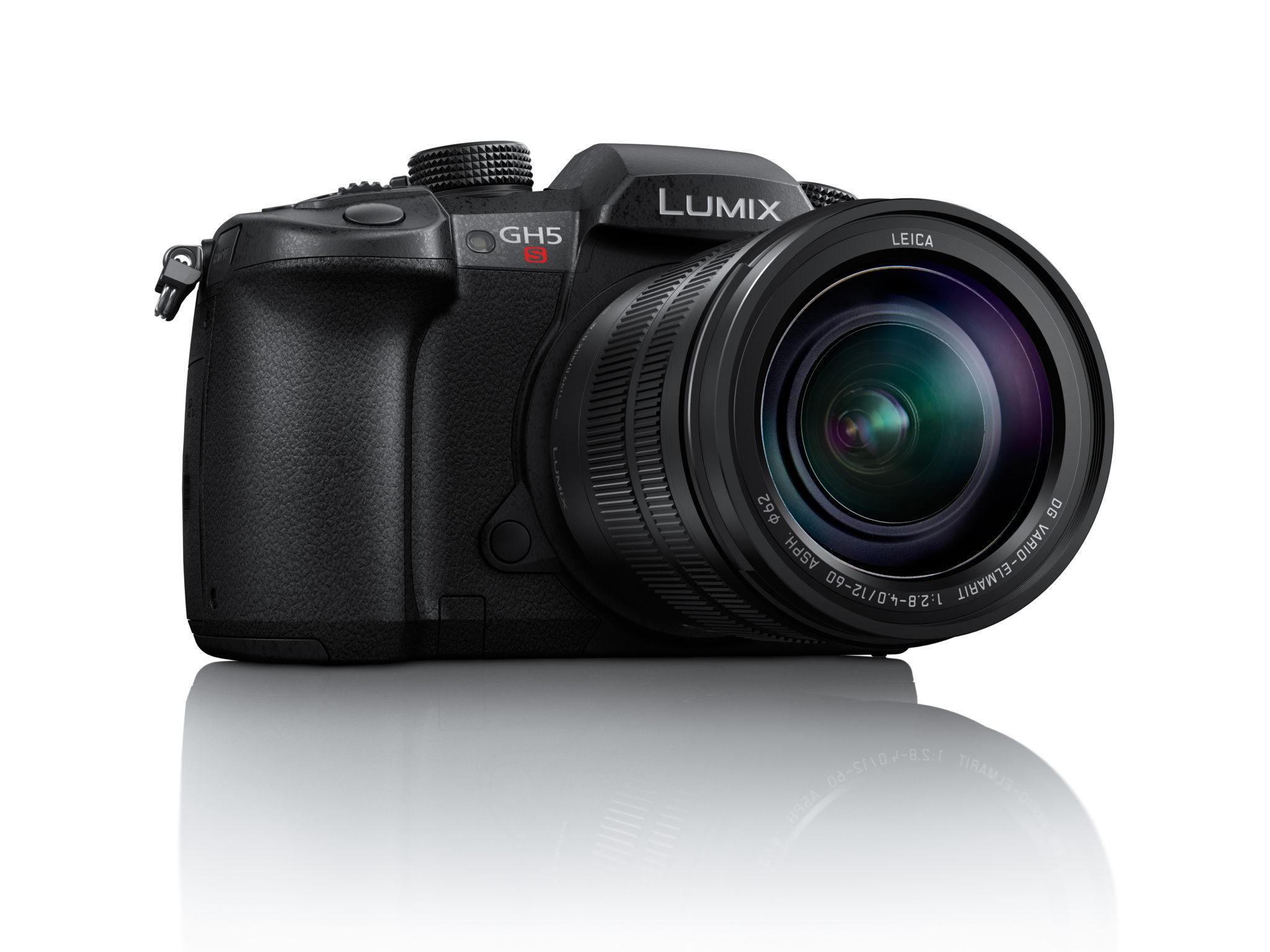 Panasonic LUMIX GH5S Mirrorless Camera
