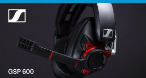 Sennheiser GSP 600 Gaming Headphones