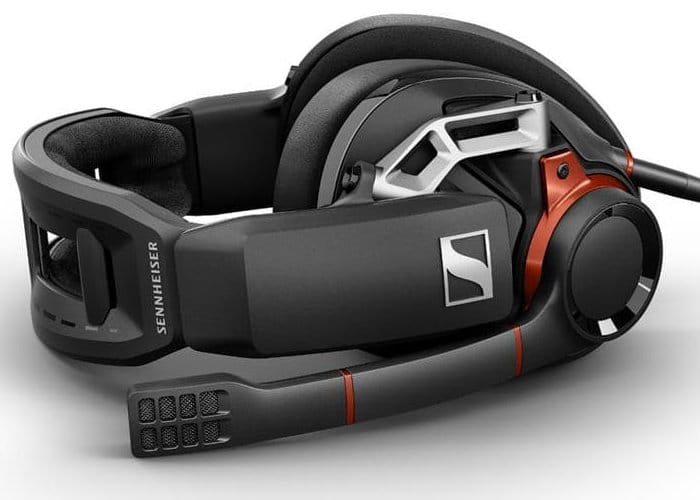 Sennheiser GSP 600 Gaming Headphones