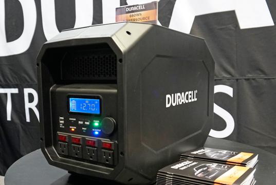 Duracell Monstrous Backup Battery