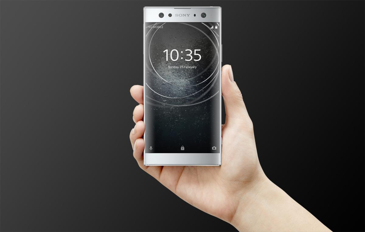 2018 Upcoming Sony Smartphones