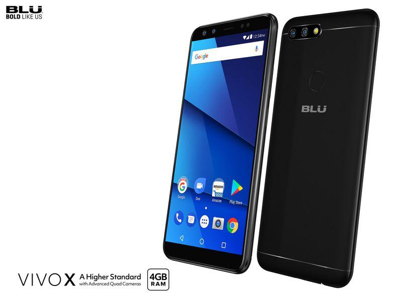 Blu Vivo X Smartphone