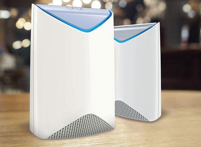 Netgear Orbi Pro Tri-Band Wi-Fi System Announced | ThinkingTech