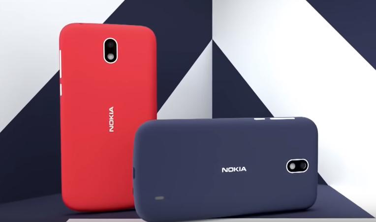 Nokia 1 Android Go Smartphone