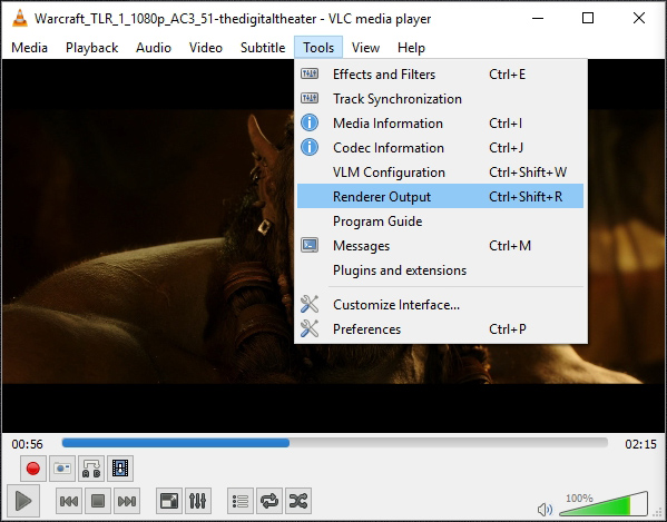 VLC 3.0 With Chromecast