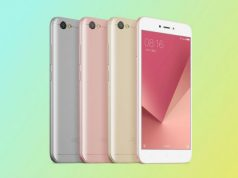 Xiaomi Redmi 5A Rose Gold Colour