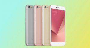 Xiaomi Redmi 5A Rose Gold Colour