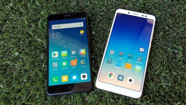 Xiaomi Redmi Note 5 vs Redmi Note 5 Pro