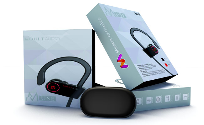 Boult Audio Launches Muse In Ear Wireless Headphones