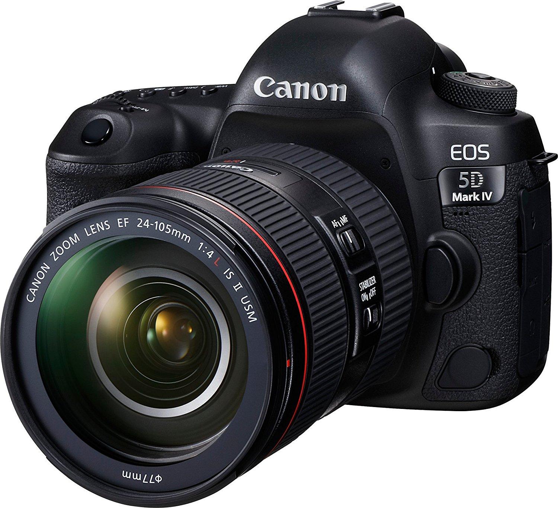 Top 5 DSLR Camera In 2018