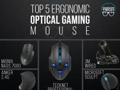 Ergonomic Optical Gaming Mouse