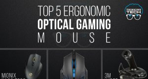 Ergonomic Optical Gaming Mouse