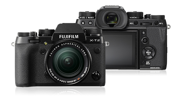 Mirrorless Cameras In 2018