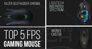 FPS Gaming Mouse