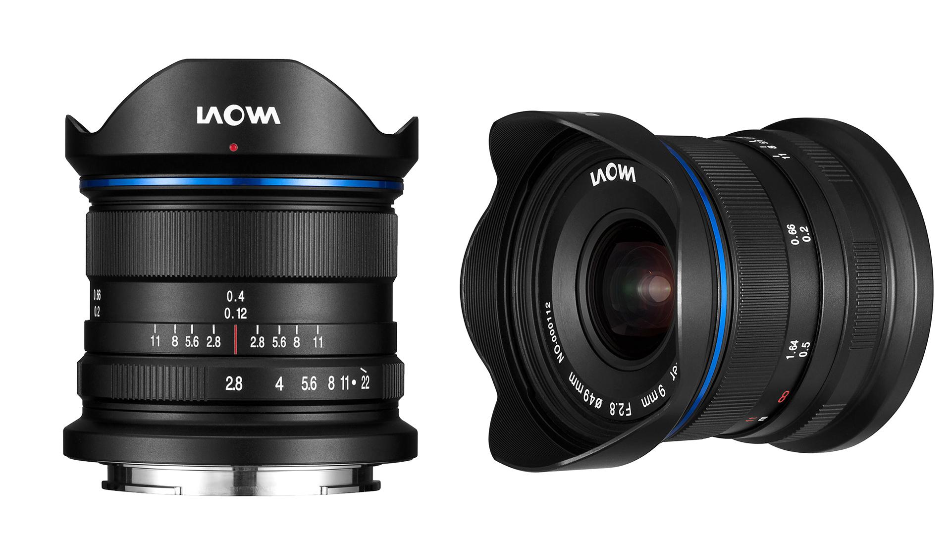 Laowa 9mm Lens